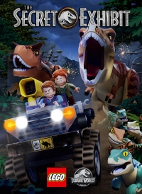 LEGO Мир Юрского периода: Секретный экспонат
