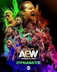 """Рестлинг-шоу от """"All Elite Wrestling"""""""